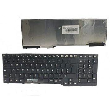 Fujitsu S26391-F2111-B225 Teclado refacción para notebook - Componente para ordenador portátil (