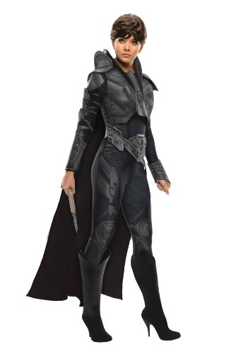 Secret Wishes Costume Superman Man Of Steel Faora, Multi-Colored, Medium