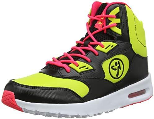 Zumba Fitness Damen Air Classic Athletic Dance Workout Shoes Fitnessschuhe Grün Zumba Green 300 36 5 Eu Schuhe Handtaschen