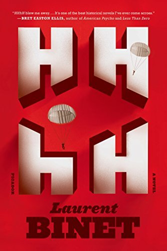 HHhH: A Novel By Laurent Binet 2013-07-23
