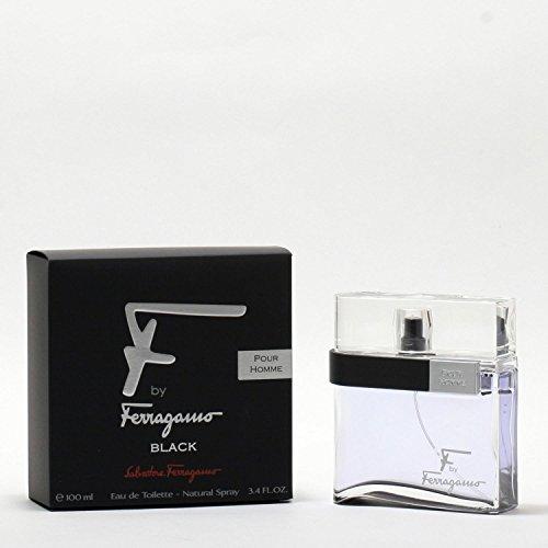F BY FERRAGAMO POUR HOMME BLACK by Salvatore Ferragamo (Ferragamo Pour Homme Edt)