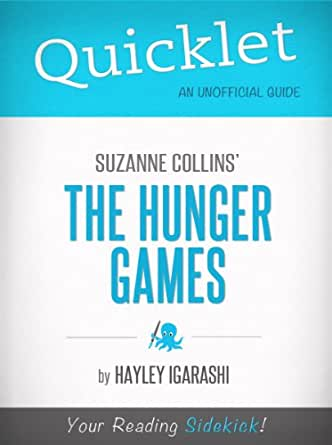 quicklet on suzanne collins the hunger cliffnotes