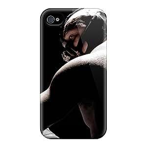 Durable Hard Phone Cases For Iphone 6plus (zAu2124wLRu) Provide Private Custom Stylish Tom Hardy As Bane In Dark Knight Rises Image