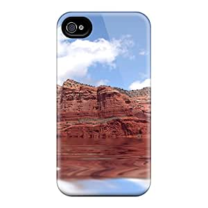 Hard Plastic Iphone 4/4s Case Back Cover,hot Strange Ship Case At Perfect Diy