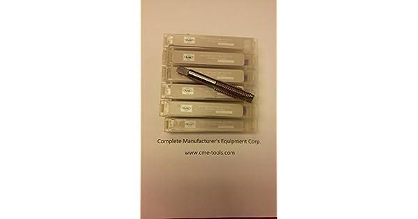 NEW H3 10 pcs 3 flute Spiral Point Taps 1//2-13 HSS cobalt