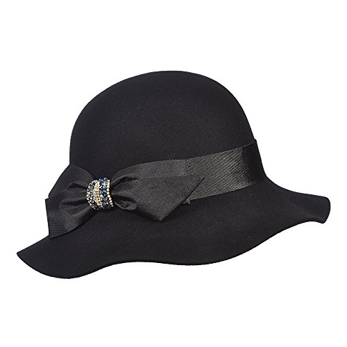 callanan-womens-wool-felt-raw-edge-floppy-hat-one-size-black