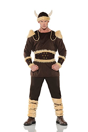 Men's Viking Costume - Norseman (Fair Maiden Renaissance Costume)