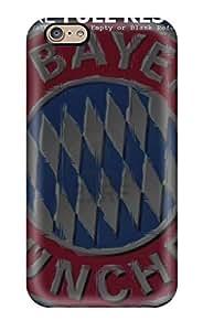 Alex D. Ulrich's Shop Cute Appearance Cover/tpu Bayern Munchen Fc Logo Case For Iphone 6 3704739K63591929