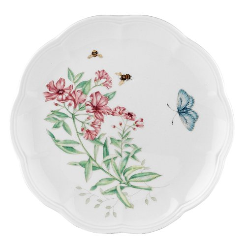 (Lenox Butterfly Meadow Tiger Swallow Tail Accent Plate)