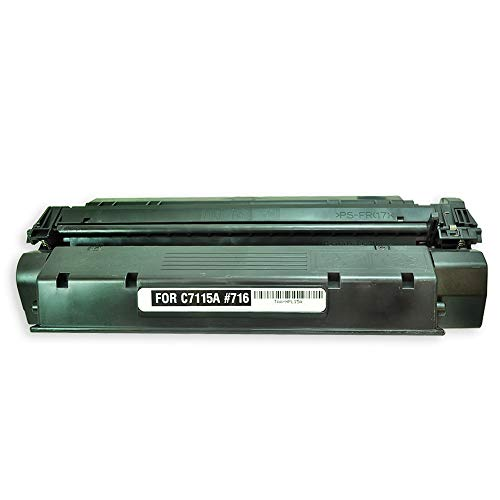 Calitoner Compatible Laser Toner Cartridge Replacement for HP C7115X ()