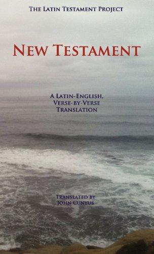 Latin Testament Project New Testament-PR-FL/OE
