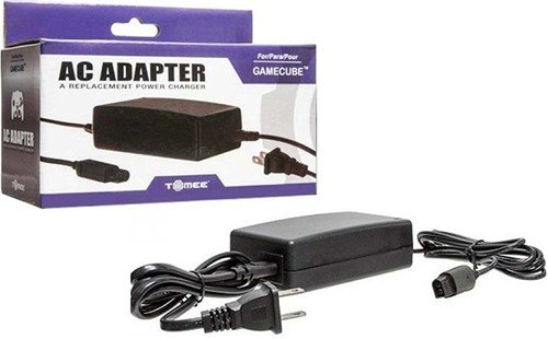 Nintendo Gamecube AC Power Adapter Cable [KMD] (Gamecube Dc 12v In Cord)