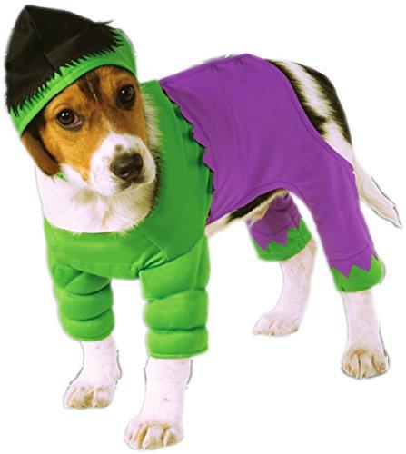 (Rubie's Marvel Universe The Hulk Pet Costume,)