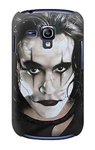 E0827 The Crow Funda Carcasa Case para Samsung Galaxy S3 mini