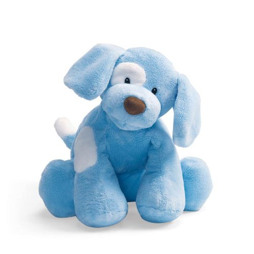 Gund Spunky Dog Baby Stuffed Animal, 10 inches (Dog 10