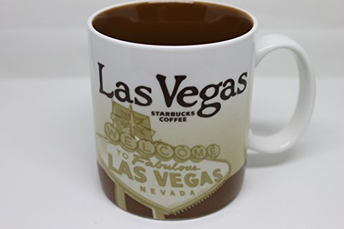 Starbucks Las Vegas Cup Coffee Mug Collector ()