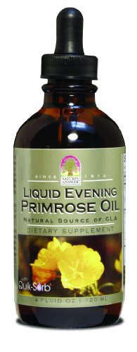 Nature's Answer Liquid Evening Primrose Oil, 4-Fluid Ounces