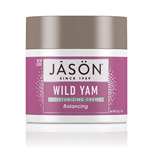 Jason Natural Cosmetics Organic Wild Yam Cream 120 g