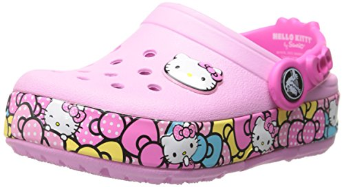451c585aa Crocs Girls' CrocsLights Hello Kitty Ribbon Clog - Buy Online in Oman. |  Shoes Products in Oman - See Prices, Reviews and Free Delivery in Muscat,  Seeb, ...