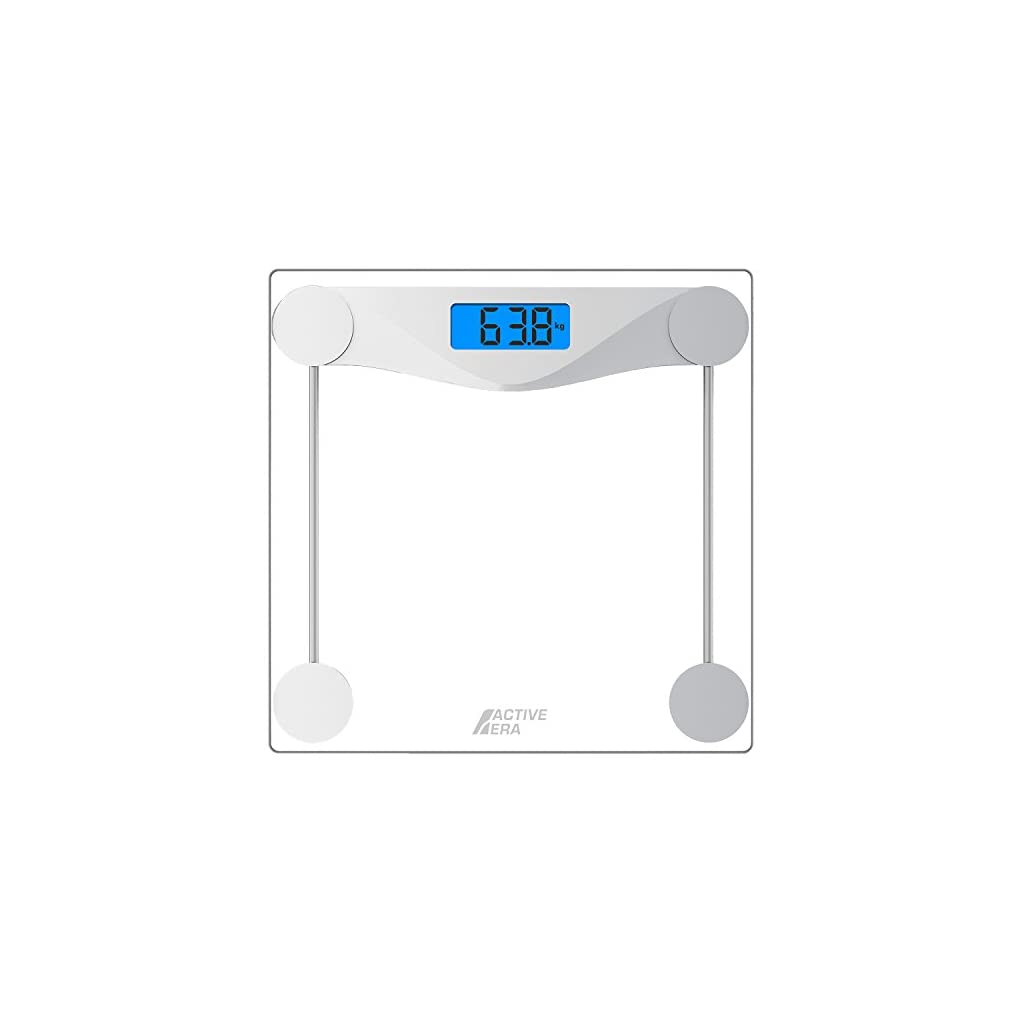 Ultra Slim Digital Bathroom Scales