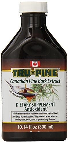 Essiac International Tru-Pine Liquid Pine Bark Extract, 10.14 Fluid ()