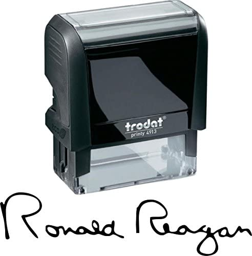 Signature Stamp Personalized Self Inking Stamps