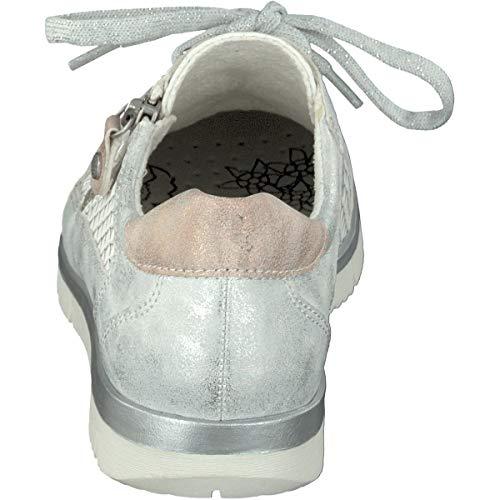 Relife Stringata Classica Sporco Bianco Donna 8R0rq8
