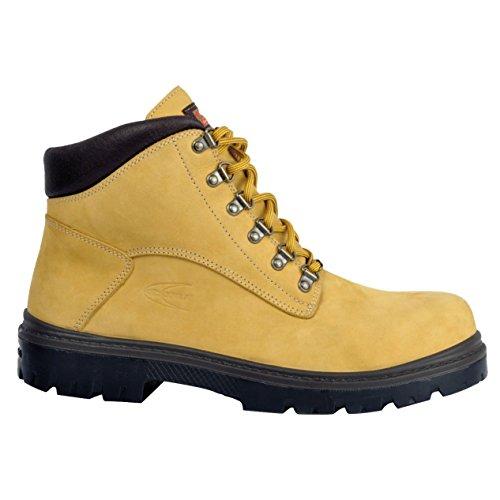 """Cofra 26510–000.w41S3SRC Taglia 41""""Asuncion sicurezza scarpe, colore: beige"""