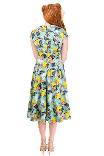 Schlauch Variante Damen Grün Grün Banned Kleid Apparel gwOEZxWqn4