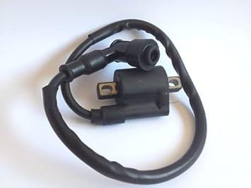 Amazon com : WANWU Ignition Wire Coil Fits Yamaha Golf Cart Gas G1