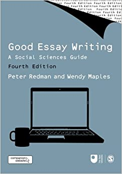 essay writing in the social sciences