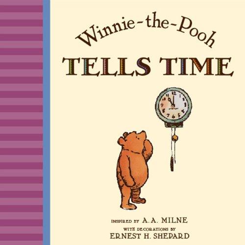 Download Winnie the Pooh Tells Time PDF