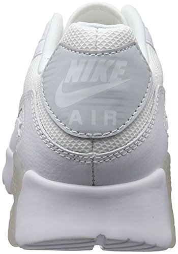 Nike Chaussures de Femme Essential 90 Blanco Ultra White Platinum Blanco Max pure White Entrainement Running W Air Yxvw0qSYKr