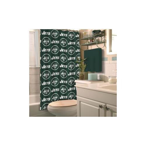 NFL New York Jets Shower Curtain, 72