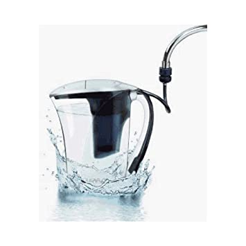 Clear2o CWS100 Water Filter Pitcher Designed with Quick Connect Technology to Deliver Superior Water Filtration