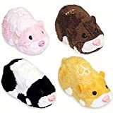 Zhu Zhu Pets Hamster Toy Special Collector 4Pack Jilly, Scoodles, Winkie & Nugget