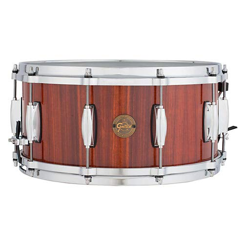 Gold Series Rosewood Snare Drum