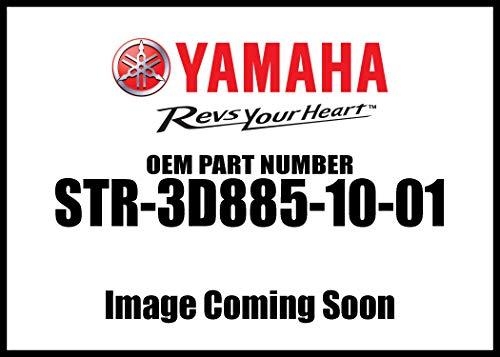 YAMAHA STR-3D885-10-01 Chrome Upper Belt Guard V-Star 1300 ()