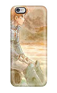 Shock-dirt Proof Nausicaa Of The Valley Of The Wind Case Cover For Iphone 6 Plus