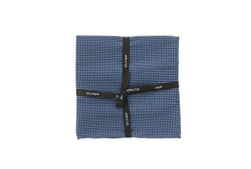 OLYMP Einstecktuch, 33x33 cm, Blau