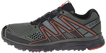 Salomon Men's X-mission 3 Athletic Shoe, Night Forest, 10 M Us 4
