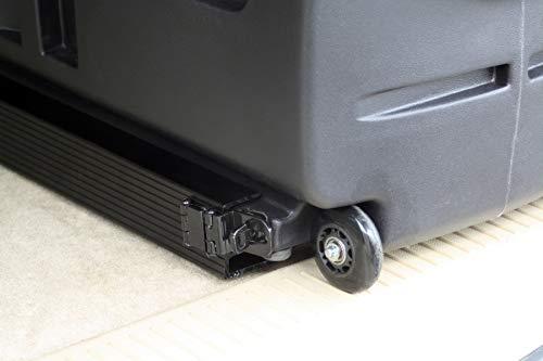 DU-HA 70104 Black Tote Slide Bracket