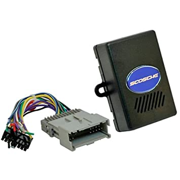 Scosche Gm2000 Gm Radio Car Stereo Wire Wiring Harness