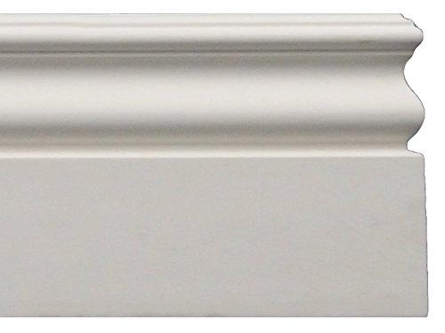 Baseboard Molding - Height: 4-3/4