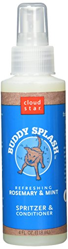 Cloud Star Corporation Buddy Splash Rosemary & Mint 4Oz (Buddy Star Cloud Splash)