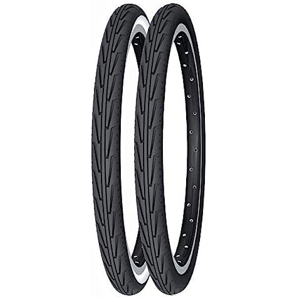 Michelin Cubierta, Rennradreifen CityJ, 37-440 (500A Confort ...