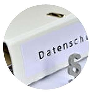alfombrilla de ratón Cumplimiento, reglamentos, TI, control, privacidad, BDSG - ronda - 20cm