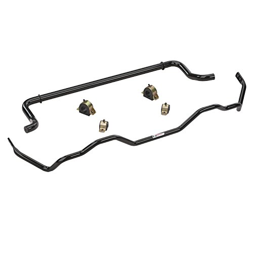 Hotchkis 22815 Black Sport Sway Bar Set for Audi Allroad