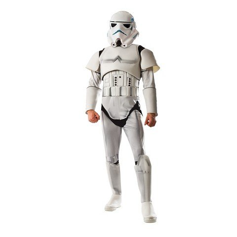 [Star Wars Stormtrooper Costume Adult Small] (Storm Costume Cosplay)