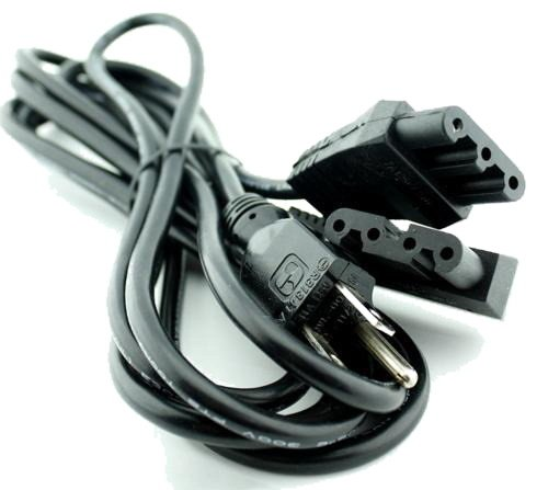 Sew-Link Power Cord (3 Prong) #329.221.03 for Bernina Sewing Machines by SEW-LINK